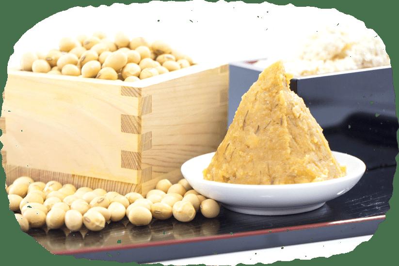 味噌・大豆