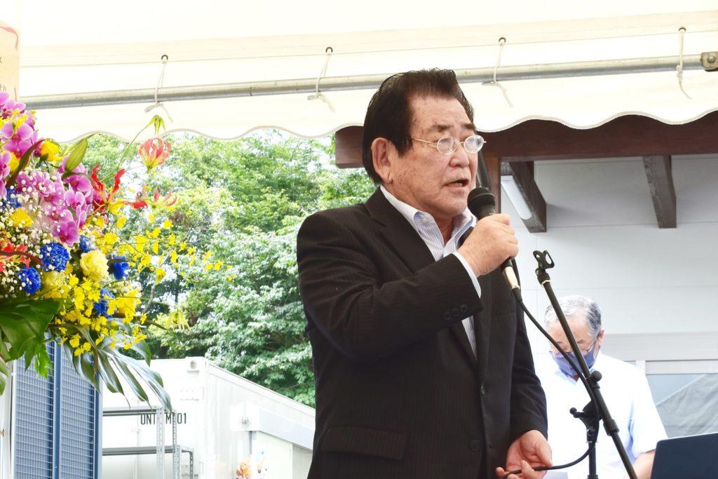 清田勝利町長